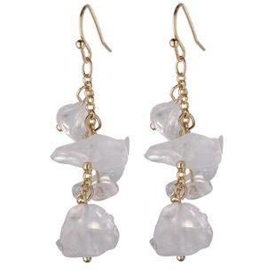 Alloy Fashion Geometric earring  (white) NHLU0135-white's discount tags