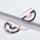 Alloy Fashion Geometric earring  A03631 NHLU0039A03631