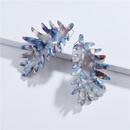 Alloy Fashion Flowers earring  1 NHLU00941