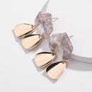 Alloy Fashion Geometric earring  2 NHLU02952