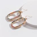 Alloy Fashion Geometric earring  A02841 NHLU0326A02841