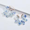 Alloy Fashion Flowers earring  1 NHLU03331