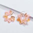 Alloy Fashion Flowers earring  1 NHLU03331