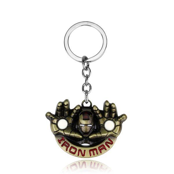 Alloy Other Cartoon key chain  (K035 ancient bronze) NHAT0364-K035-ancient-bronze