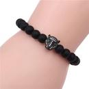 Alloy Fashion Animal bracelet  black NHYL0444black