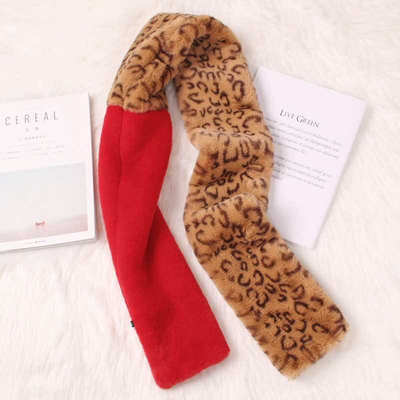 Cloth Korea  scarf  (red) NHTZ0354-red