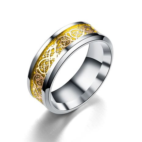 Titanium&Stainless Steel Fashion Geometric Ring  (8MM alloy bottom alloy piece-6) NHTP0051-8MM-alloy-bottom-alloy-piece-6's discount tags
