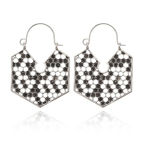 Alloy Fashion Geometric earring  (Alloy) NHGY2786-Alloy's discount tags