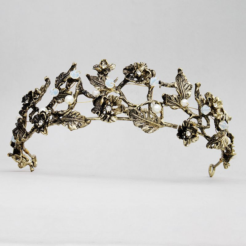 Alloy Fashion Flowers Hair accessories  Ancient alloy NHHS0605Ancientalloy