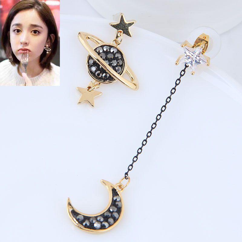Copper Korea earring NHNSC14498