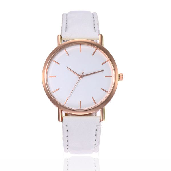 Alloy Fashion  Ladies watch  (white) NHSY1734-white