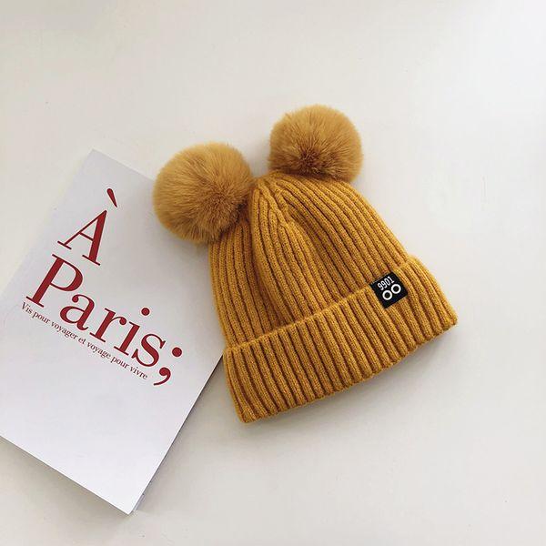 Cloth Fashion  hat  (Yellow-M) NHHY4886-Yellow-M