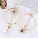 Copper Korea earring NHNSC14494