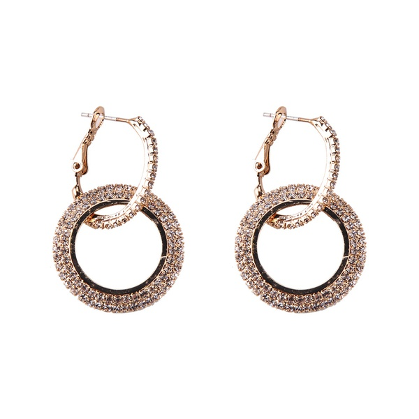 Alloy Fashion Geometric earring  (Alloy) NHJQ11112-Alloy