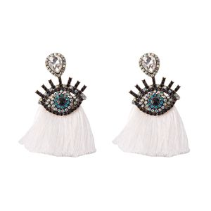 Alloy Fashion Animal earring  (white) NHJQ11088-white