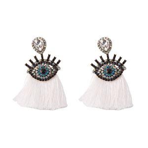 Alloy Fashion Animal earring  (white) NHJQ11088-white