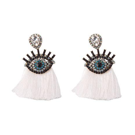 Alloy Fashion Animal earring  (white) NHJQ11088-white's discount tags