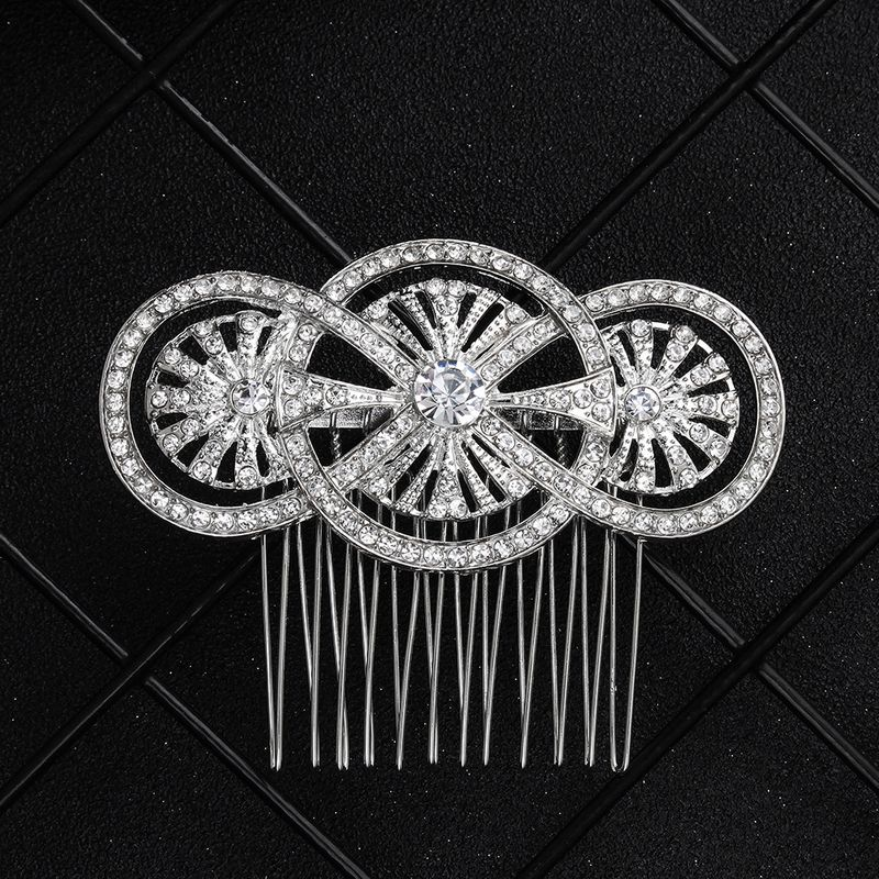 Alloy Fashion Geometric Hair accessories  Alloy NHHS0611Alloy