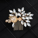 Imitated crystalCZ Fashion Geometric Hair accessories  Alloy NHHS0616Alloy