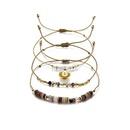 Alloy Korea Geometric bracelet  61188174 NHLP138161188174