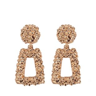 Alloy Fashion Geometric earring  (A alloy) NHJQ10998-A-alloy's discount tags