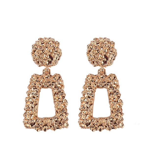 Alloy Fashion Geometric earring  (A alloy) NHJQ10998-A-alloy