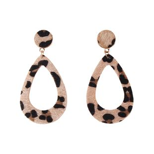 Acrylic Fashion Geometric earring  (Brownish yellow) NHJQ11005-Brownish-yellow's discount tags