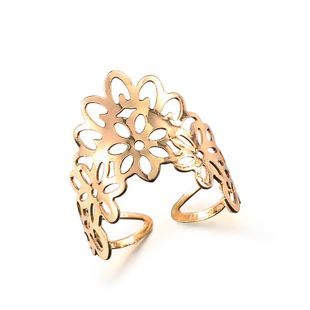 Alloy Fashion Flowers Ring  (alloy) NHLU0369-alloy's discount tags