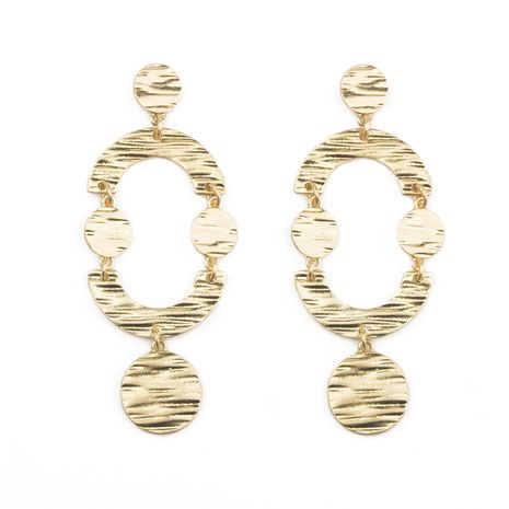 Alloy Fashion Cartoon earring  (Yuan Jin) NHLU0464-Yuan-Jin's discount tags