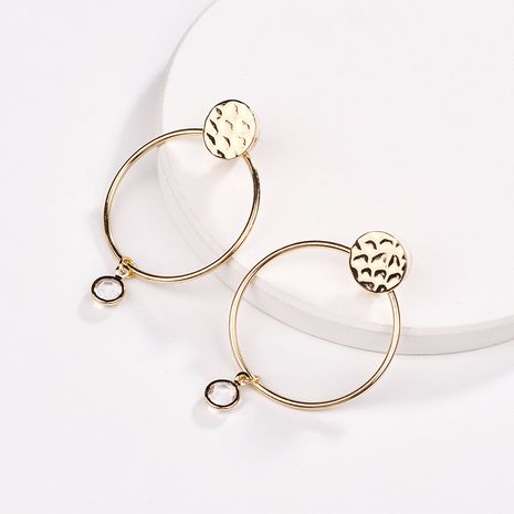 Alloy Fashion Geometric earring  (Photo Color) NHLU0465-Photo-Color's discount tags