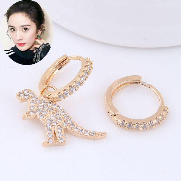 Copper Korea earring NHNSC14277