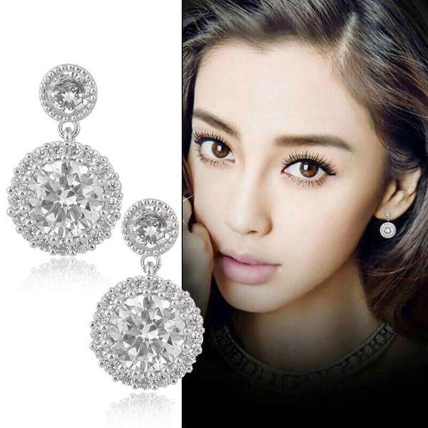 Copper Korea earring NHNSC14344