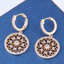 Copper Korea earring NHNSC14320