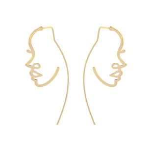 Alloy Fashion Geometric earring  (Alloy-1) NHQD6018-Alloy-1's discount tags