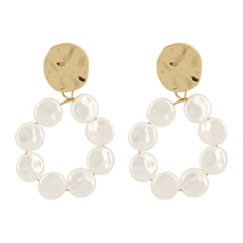 Alloy Fashion Geometric earring  Alloy NHNZ1150Alloy