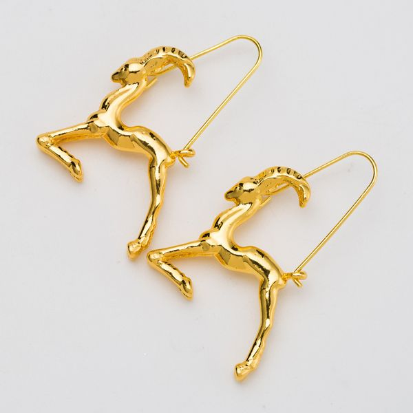 Alloy Fashion Geometric earring  (Alloy) NHJE2415-Alloy