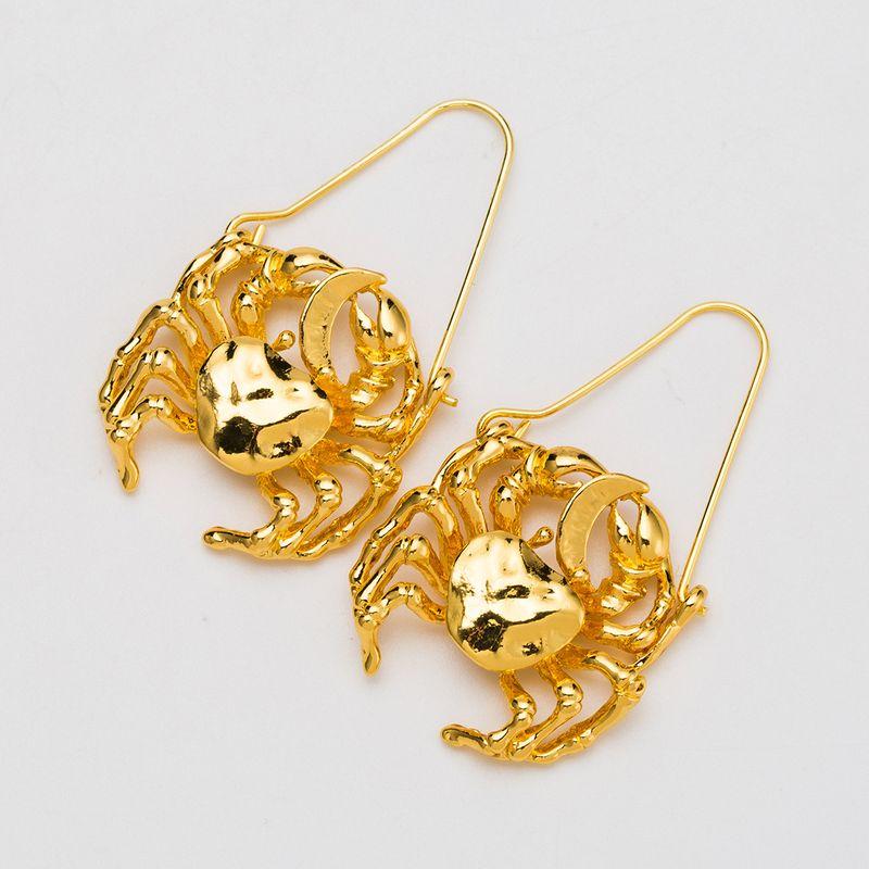 Alloy Fashion Geometric earring  (Alloy) NHJE2414-Alloy