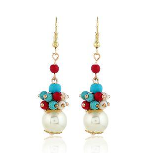 Alloy Fashion Geometric earring  (Colorful KC alloy) NHKQ2223-Colorful-KC-alloy's discount tags