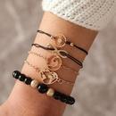 Alloy Simple Flowers bracelet  Alloy NHGY2890Alloy