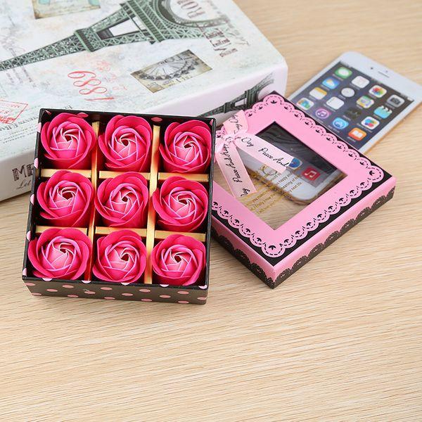 Alloy Fashion  Fashion Accessories  (9 sets of powder) NHMP0061-9-sets-of-powder