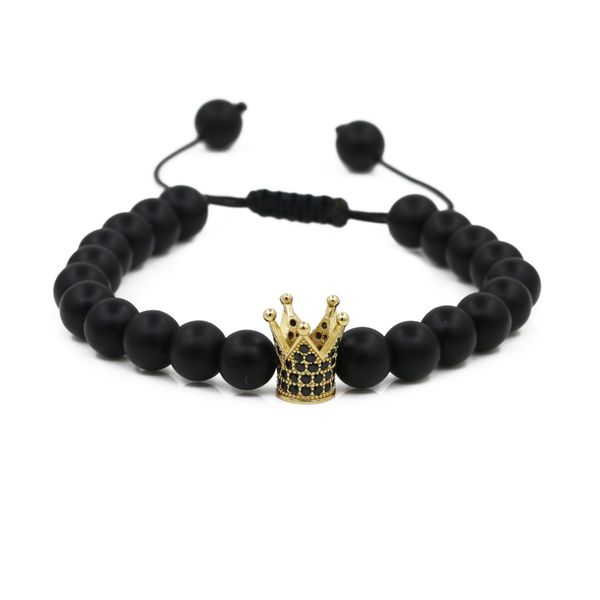 Alloy Fashion Geometric bracelet  (Big crown) NHYL0564-Big-crown