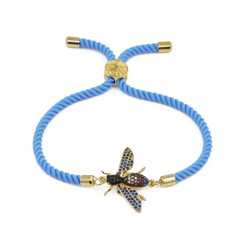 Copper Fashion Animal bracelet  alloy NHYL0568alloy