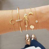 Alloy Fashion  bracelet  (6840) NHGY2913-6840