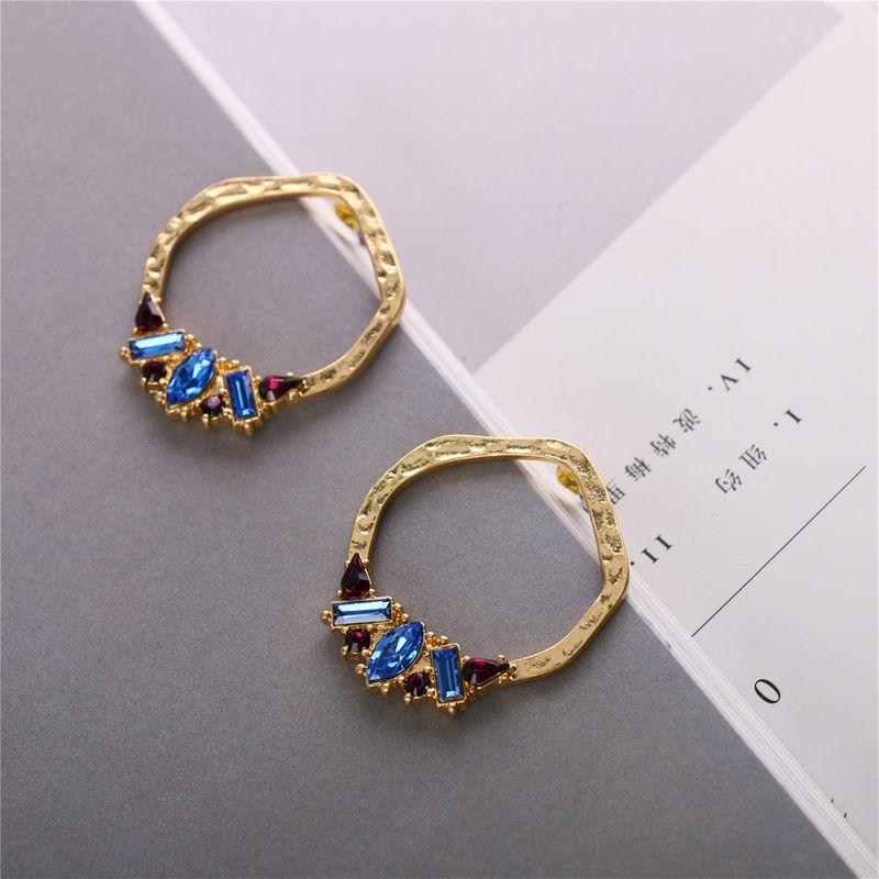Alloy Fashion Geometric earring  (Photo Color) NHQS0458-Photo-Color