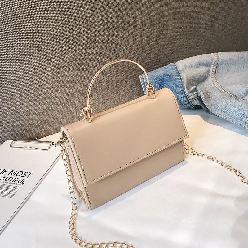 PU Fashion  Shoulder bag  (white) NHXC0906-white