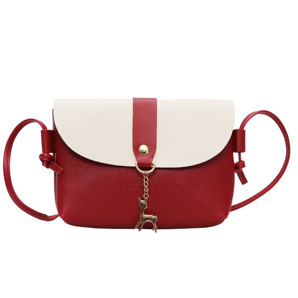 PU Korea  Shoulder bag  (red) NHXC0927-red