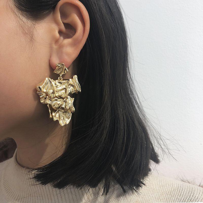 Alloy Vintage Geometric earring  Alloy 1299 NHXR2708Alloy1299