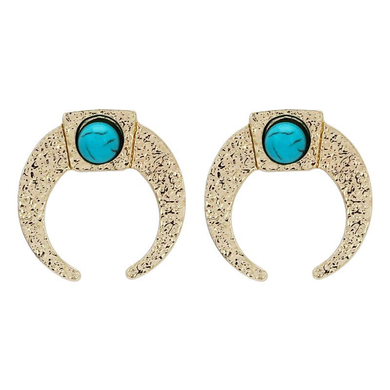 Alloy Fashion Geometric earring  (Alloy) NHNZ1182-Alloy