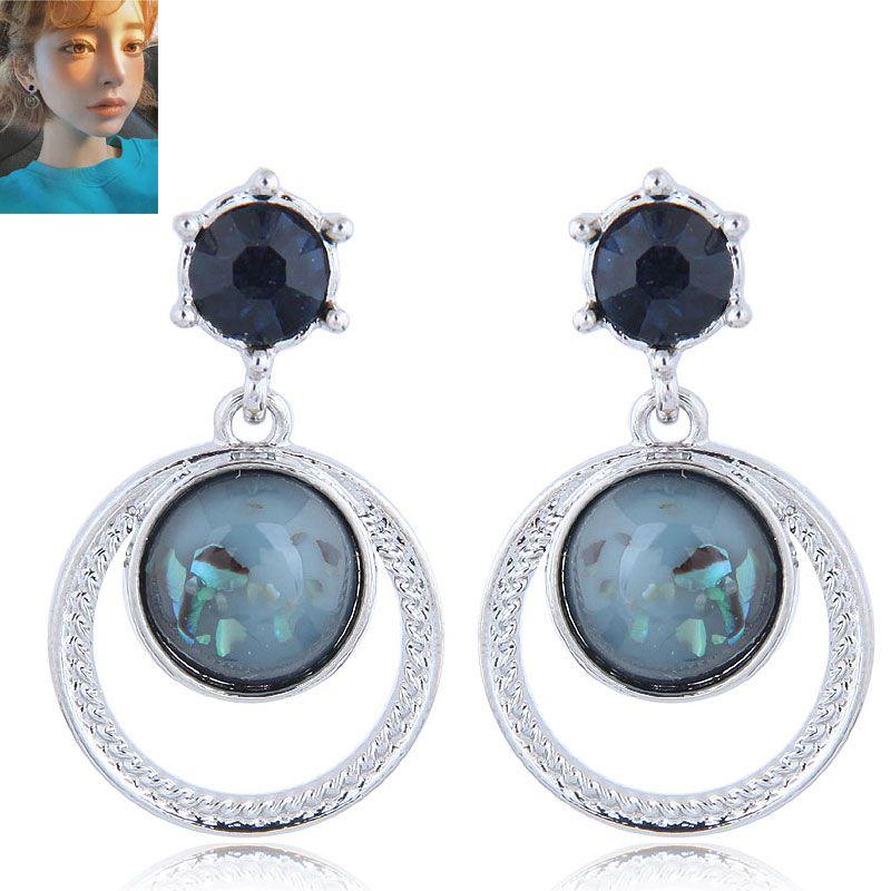 Alloy Korea earring  Fashion Jewelry NHNSC14763