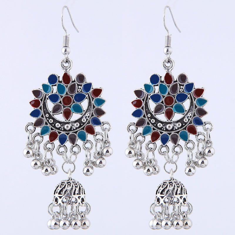 Alloy Fashion earring  Fashion Jewelry NHNSC14767